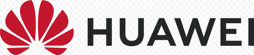 Horizontal Official Huawei Logo