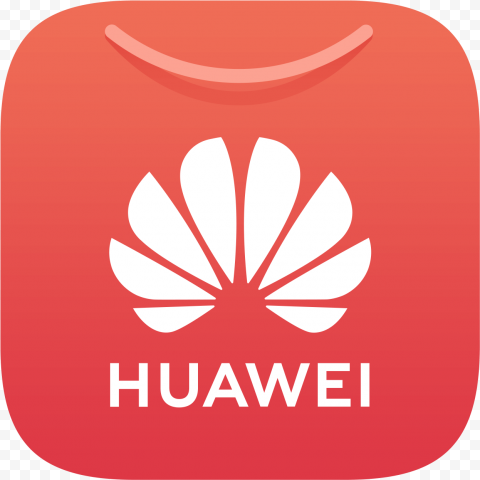 Square Huawei App Gallery Icon Logo