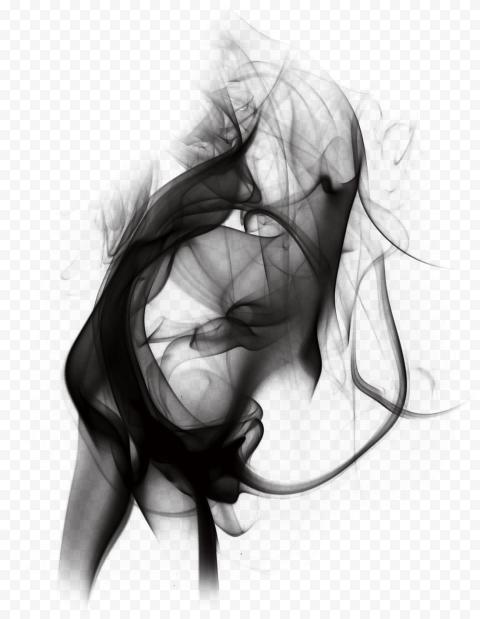 Black Smoke Effect