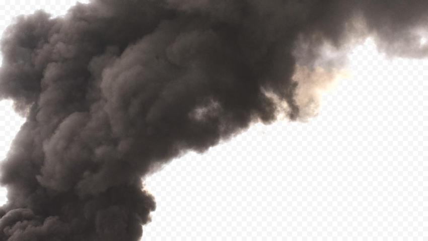 Big Explosion Smoke