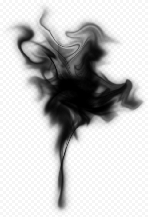 Cigarette Black Smoke Effect