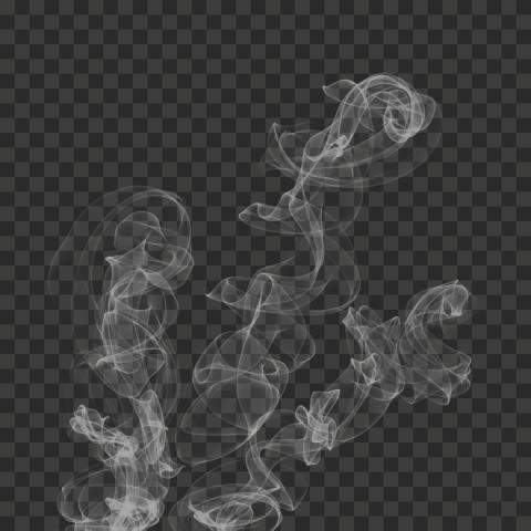 Three Shape Of White Smoke