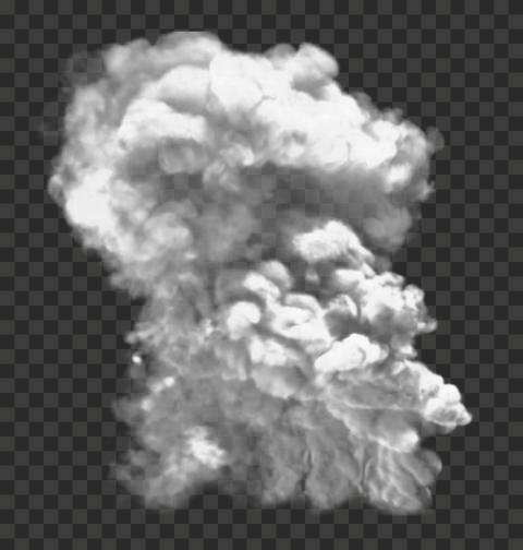 White Smoke Sky Cloud