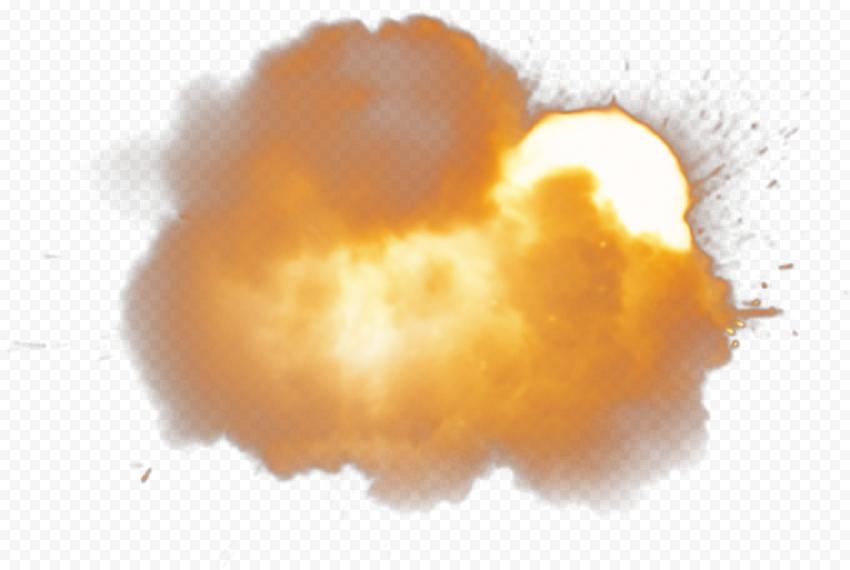Fire Explosion Cloud Smoke
