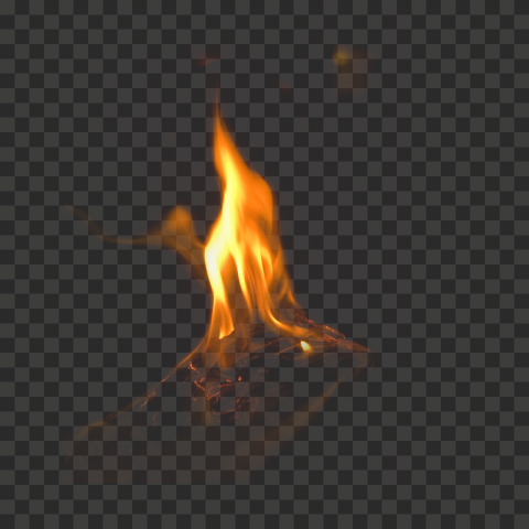 Real Flame Fire High Resolution