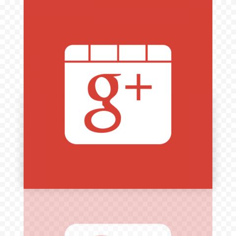 Square Red Metro Ui Google G Plus Icon