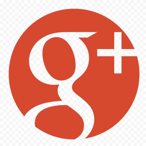 Round G Plus Google Icon