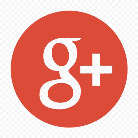 Round Circle G Plus Google Icon