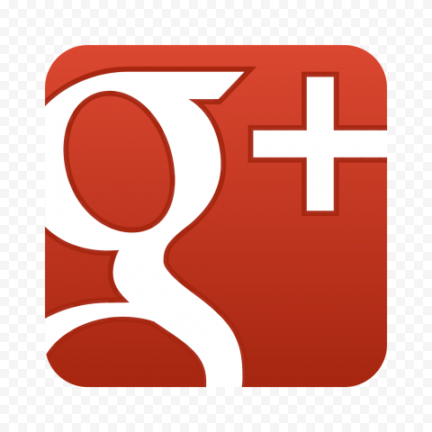 Hd Red And White Square Google G  App Icon