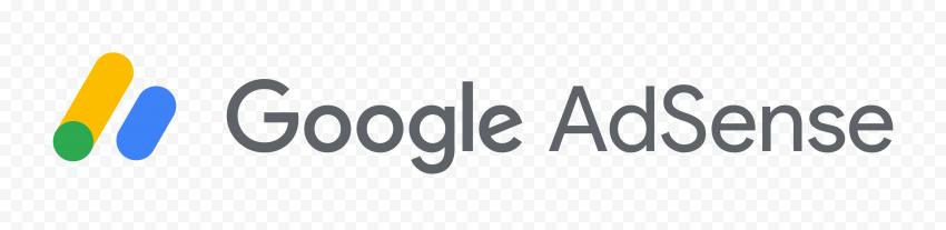 Horizontal Google Adsense Logo