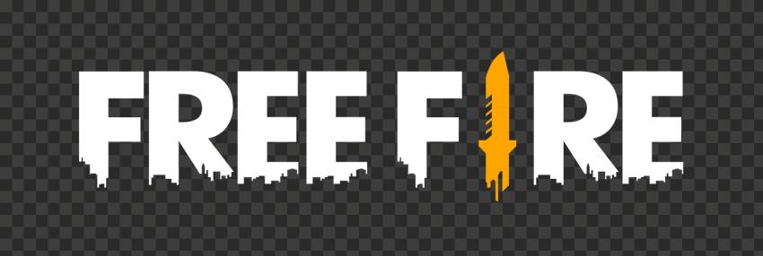 Official Free Fire Battlegrounds Logo