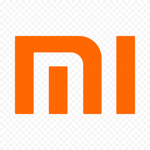 Orange Mi Xiaomi Icon Logo