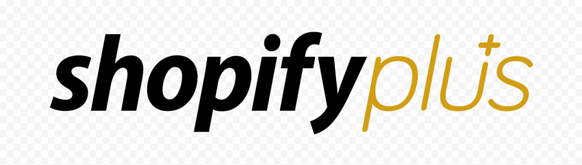 Shopify Plus E Commerce Business Logo