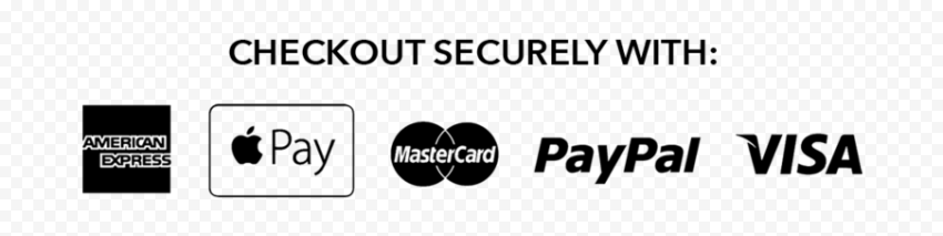 Checkout Securely Badge Business Payment Icons