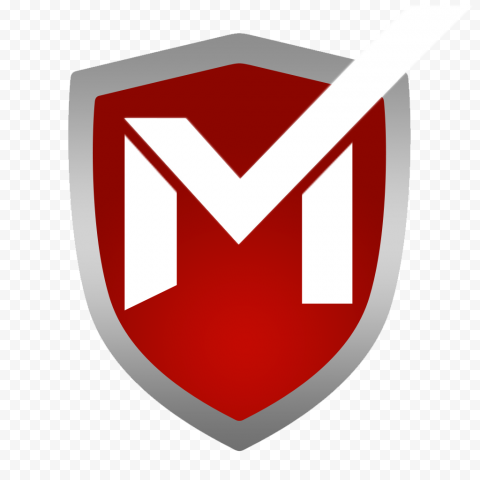 McAfee Security Flat Badge Software VirusScan