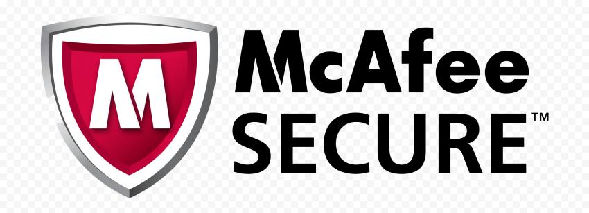 McAfee Secure Badge Software Security Antivirus