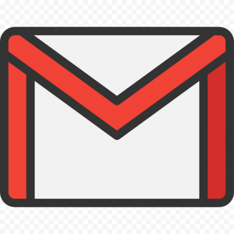 Google Mail Envelope Gmail Vector Icon