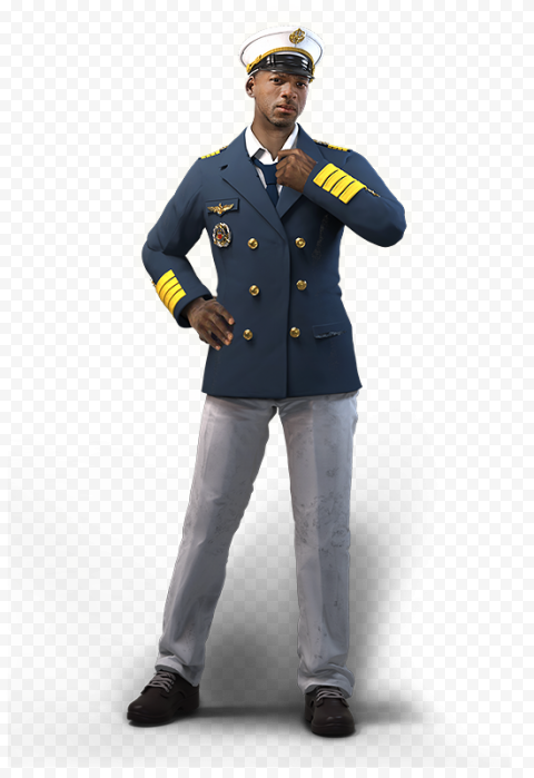 Free Fire Ford Character
