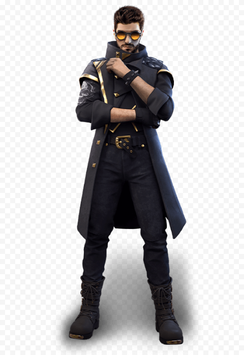 Free Fire Alok Character