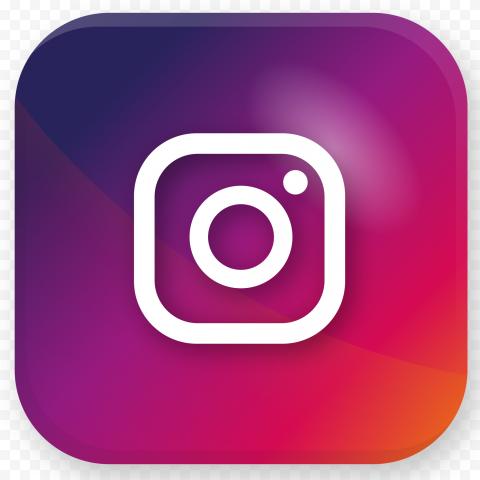 Square HD Instagram Logo Icon