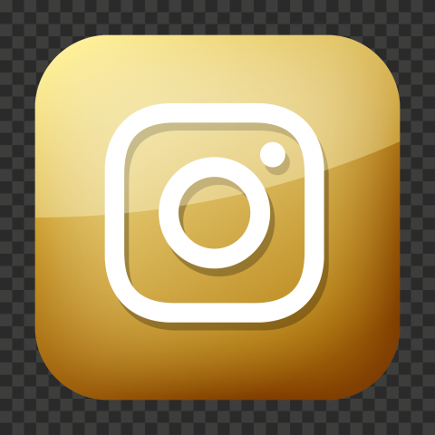 Golden Square Instagram App Logo Icon