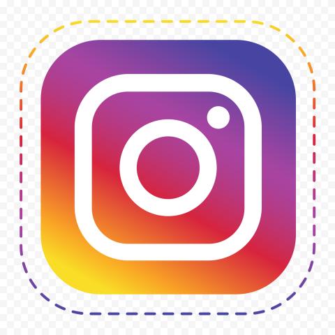 Square Instagram Logo Icon