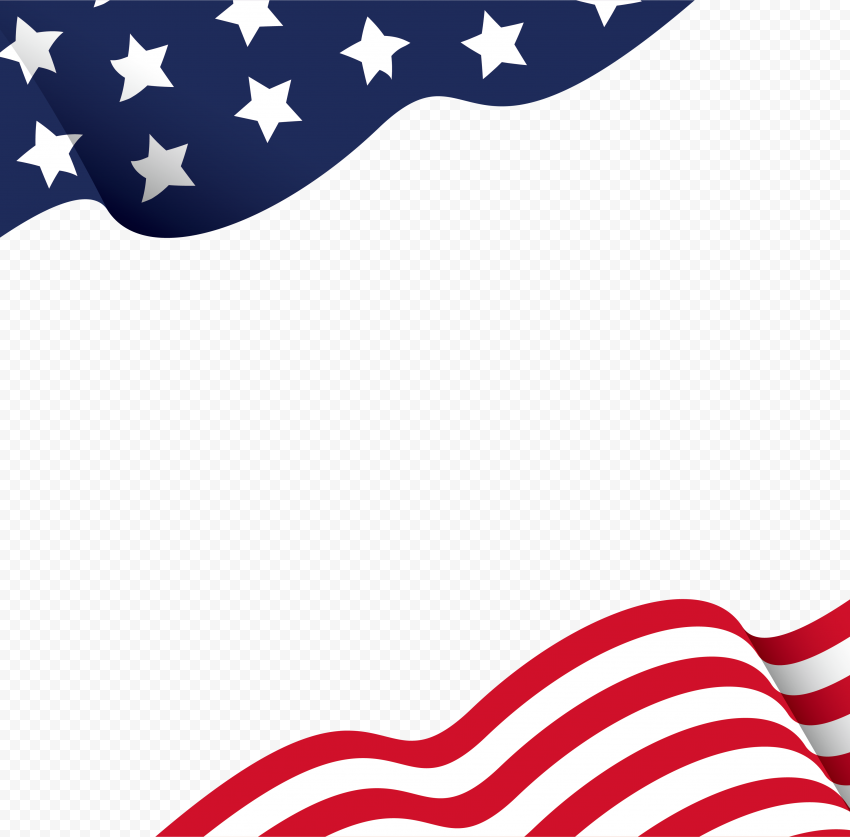 High Resolution American United States Flag Background