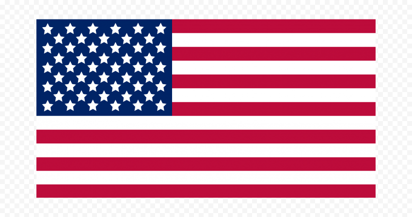HD Official Flag Of United States Illustration