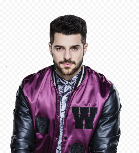Dj Alok Wear Purple Jacket Free Fire