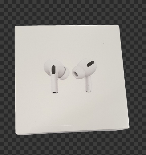 Box Of Apple Airpods Pro