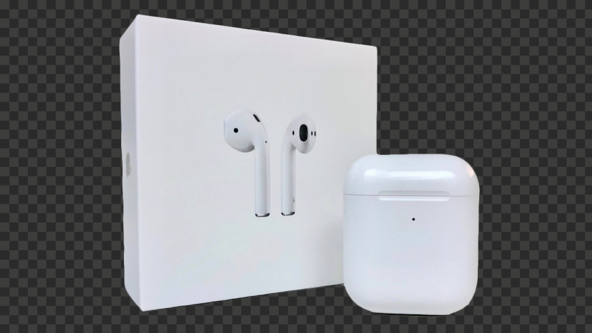 Apple Airpods 2gen Box With Closed Case