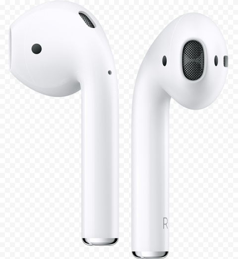 Pairs Of Apple Airpods 2 Bluetooth Headset