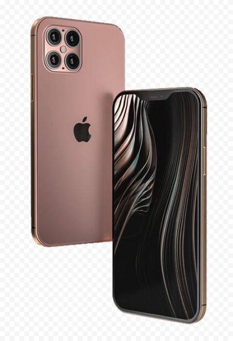 Rose Gold iPhone12 Pro Max
