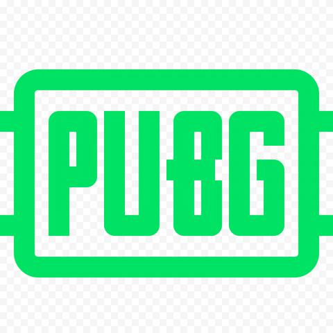 Green PUBG Logo
