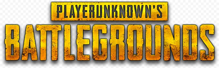 Player Unknown Battlegrounds Gold Logo