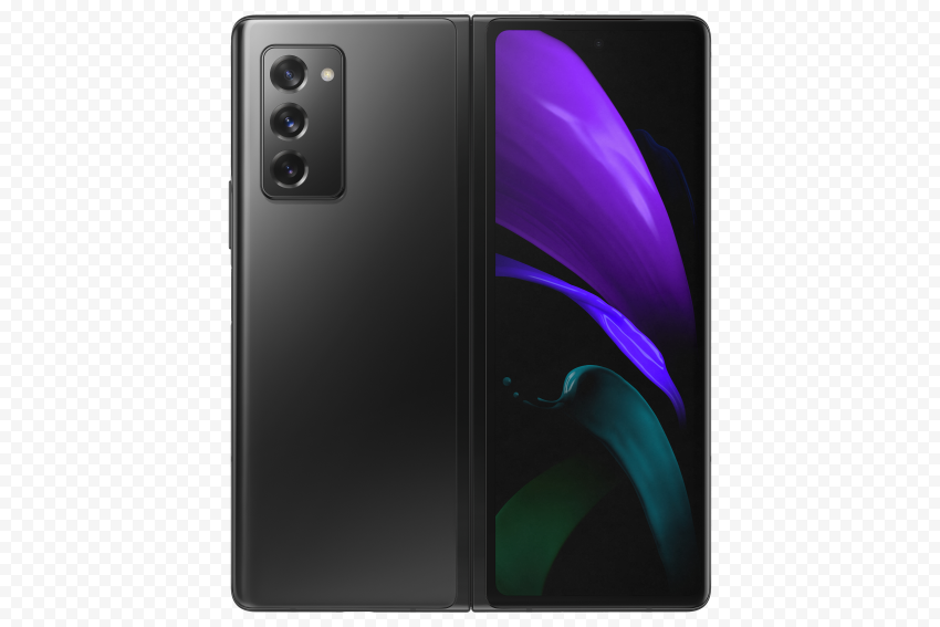 Samsung Black Galaxy Z Fold 2