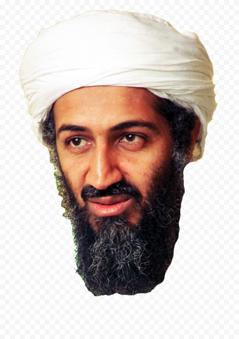 Osama Bin Laden Head