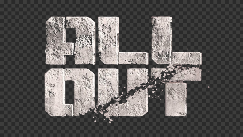 AEW All Out Official Logo