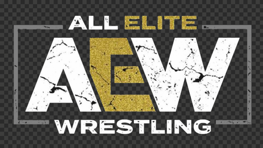 Official AEW All Out All Elite Wrestling Logo