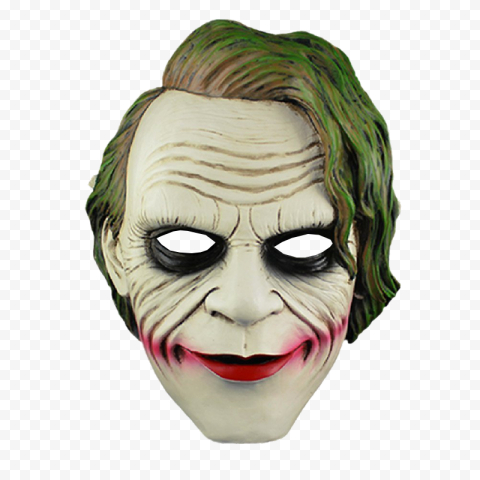 Dark Knight Joker Face Mask