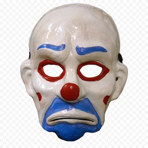 Batman Joker Clown Face Mask High Resolution