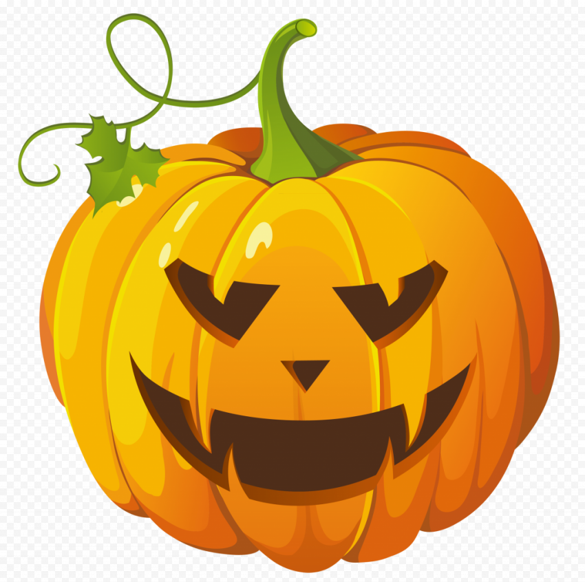 Halloween Scary Pumpkin Face High Resolution