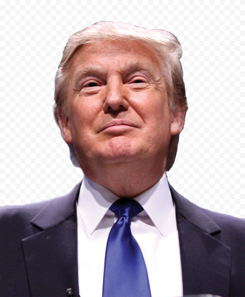 Donald Trump President Happy Face