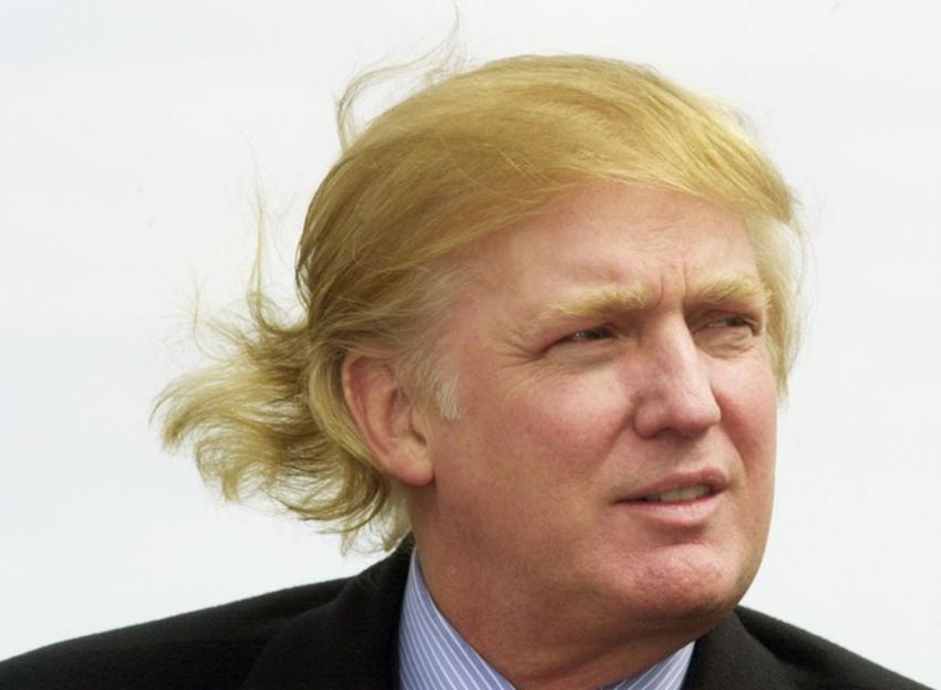 Donald Trump President Of United States Image