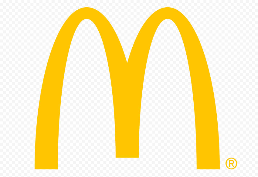 McDonalds Yellow M Symbol Logo High Resolution