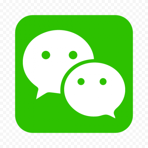 512 WeChat Messaging China App Square Logo Icon