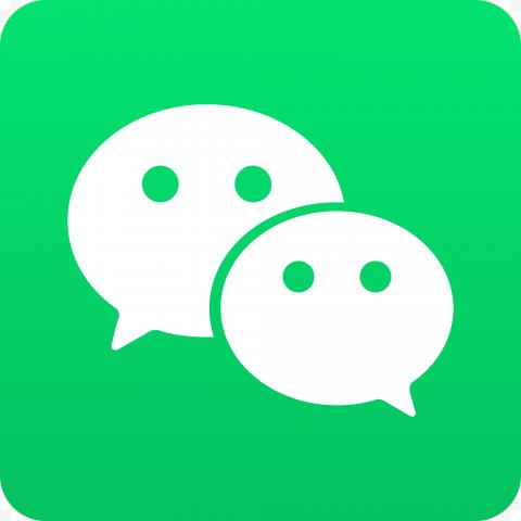 Full HD WeChat China App Square Logo Icon