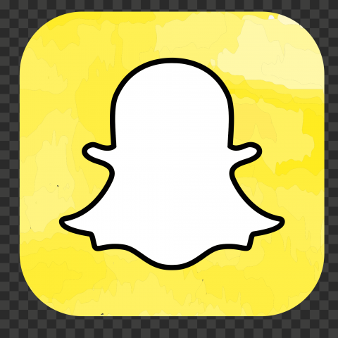 HD Snapchat Aesthetic Square App Logo Icon