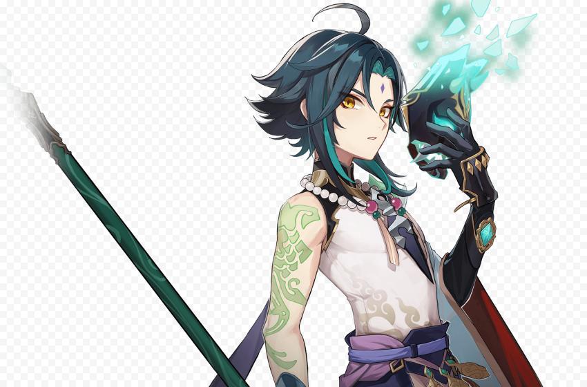HD Xiao Character Genshin Impact PNG