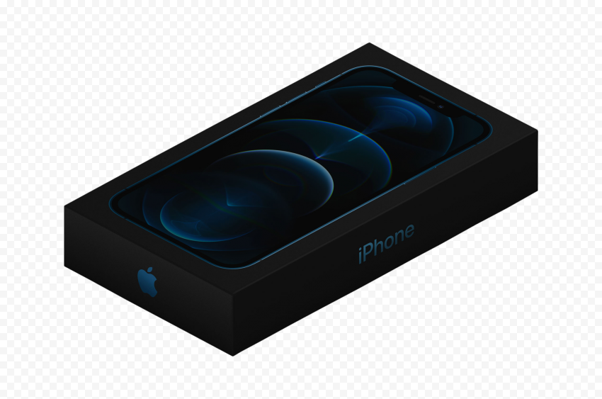 HD Box Of Apple iPhone 12 Pro PNG